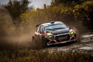 Алексей Лукьянюк и Алексей Арнаутов, Sainteloc Racing, Citroen C3 R5