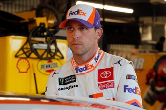 Denny Hamlin, Joe Gibbs Racing, Toyota Camry FedEx Ground