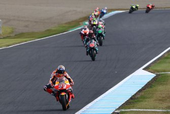 Marc Marquez, Repsol Honda Team leads