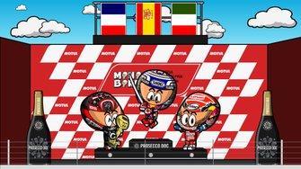 El GP de Japón de MotoGP, por MiniBikers