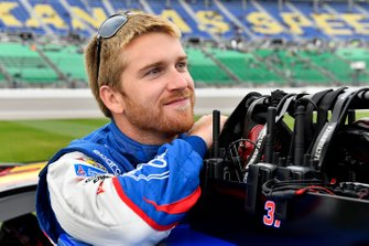 Chris Buescher, JTG Daugherty Racing, Chevrolet Camaro Kroger Simmer Like A Winner