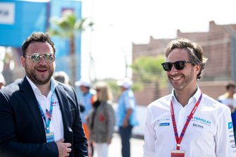 Jamie Reigle, CEO of Formula E