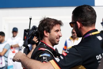 Race winner Antonio Felix da Costa, DS Techeetah, DS E-Tense FE20