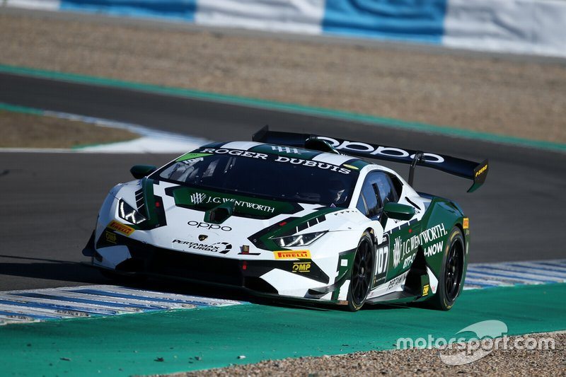 #107 Huracan Super Trofeo Evo, Dream Racing Motorsport: Sheena Monk