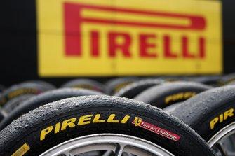 Pirelli tires at Mugello