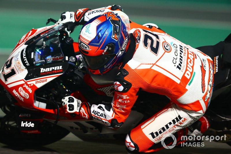 Michael Ruben Rinaldi - Go Eleven Ducati