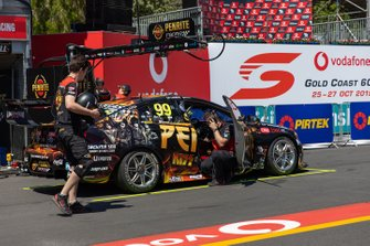 Anton De Pasquale, Will Brown, Erebus Motorsport Holden
