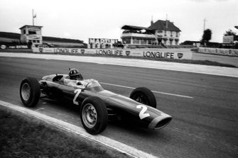 Graham Hill, BRM P61