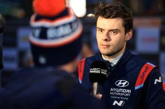 Nikolay Gryazin, Hyundai Motorsport N