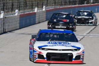 Ryan Preece, JTG Daugherty Racing, Chevrolet Camaro Kroger, Ryan Newman, Roush Fenway Racing, Ford Mustang Roush Performance