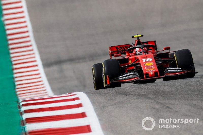 4º: Charles Leclerc, Ferrari SF90