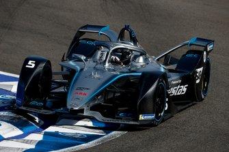 Dani Juncadella, Rookie Test Driver for Mercedes Benz EQ, EQ Silver Arrow 01