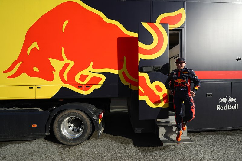Max Verstappen, Red Bull RB8