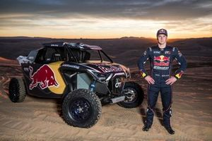 Red Bull Off-Road Junior Team member Blade Hildebrand