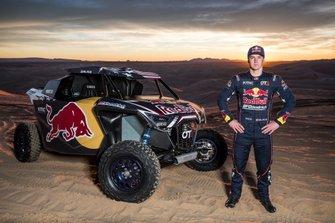 Blade Hildebrand, miembro del equipo Red Bull Off-Road Junior