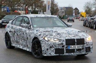 Foto spia BMW M3