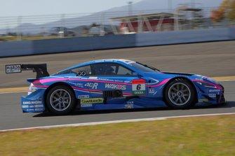 Kenta Yamashita, Kazuya Oshima, Lexus Team Le Mans, LC500