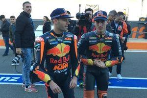 Brad Binder, Pol Espargaro, Red Bull KTM Factory Racing