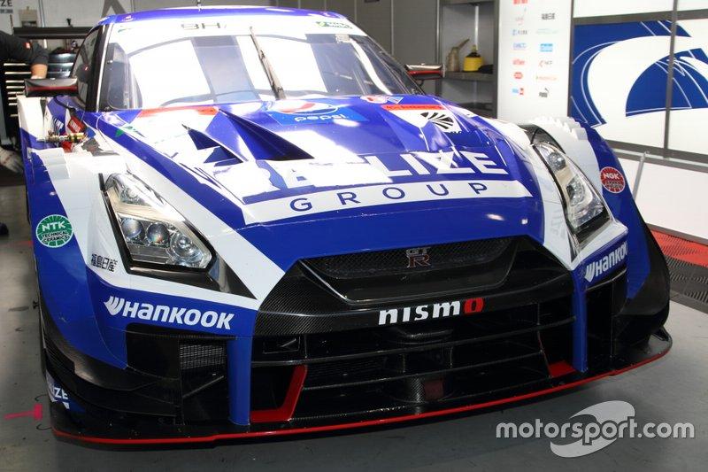 Kondo Racing Nissan GT-R NISMO GT500