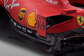 Ferrari SF1000 detail