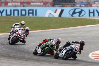 Jordi Torres, Team Pedercini, Leon Haslam, Kawasaki Racing Team