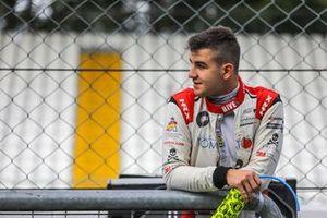 Filip Kaminiarz, Dallara F317-Mercedes