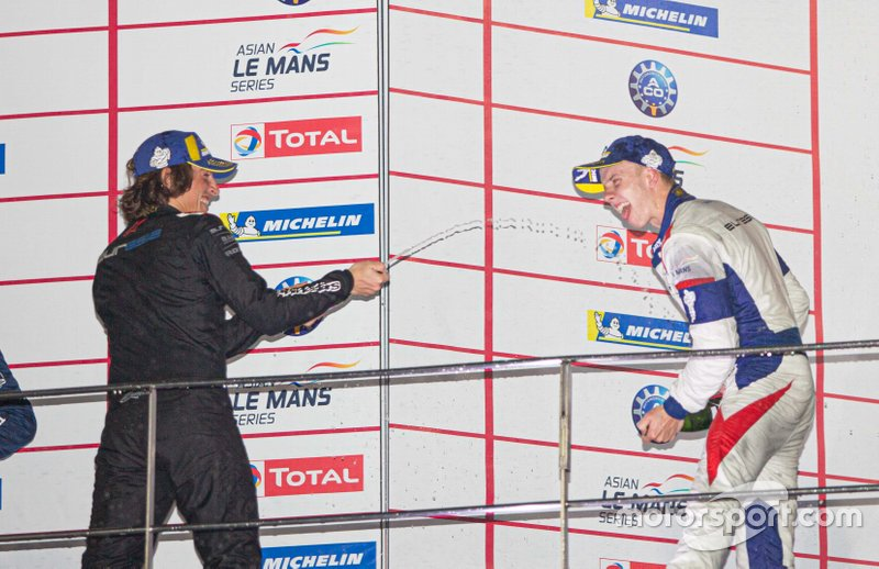 Roberto Merhi, Nick Foster, Eurasia Motorsport