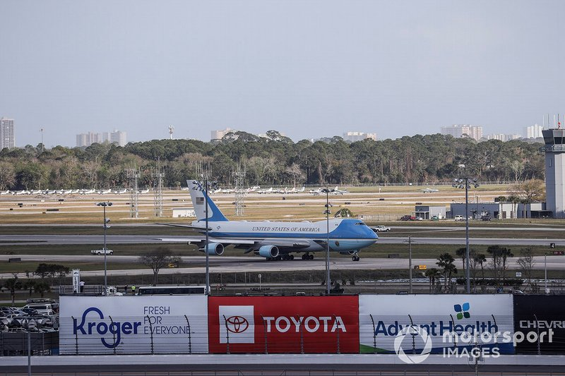 Air Force One en Daytona