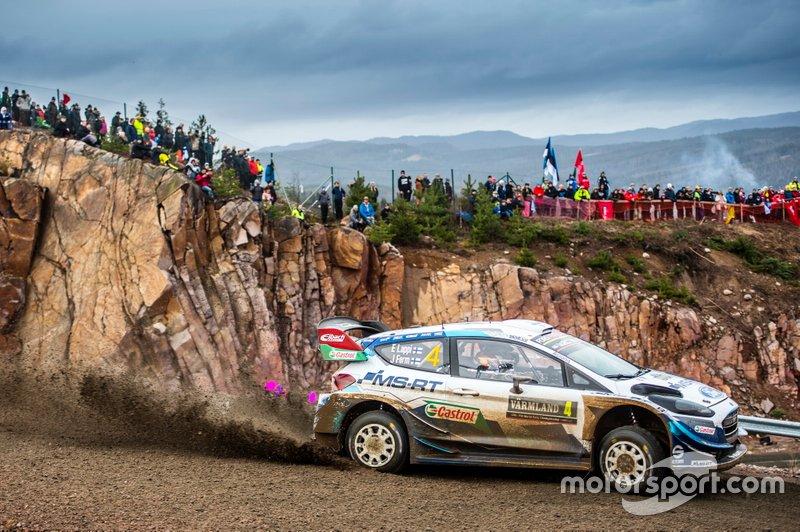 Esapekka Lappi, Janne Ferm, M-Sport Ford WRT Ford Fiesta WRC