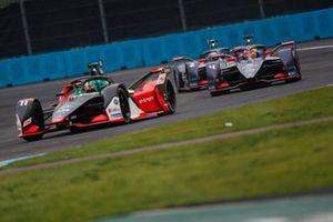Lucas Di Grassi, Audi Sport ABT Schaeffler, Audi e-tron FE06 Robin Frijns, Virgin Racing, Audi e-tron FE06, Sam Bird, Virgin Racing, Audi e-tron FE06