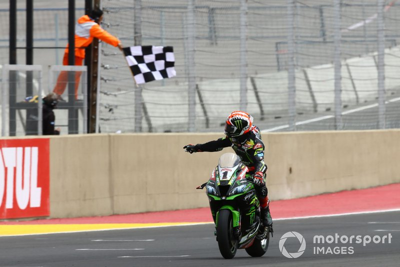 1. Jonathan Rea, Kawasaki Racing Team