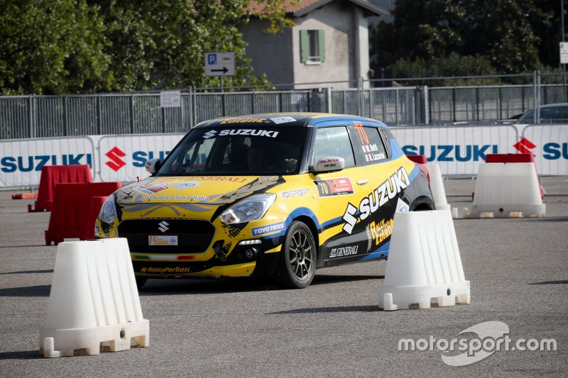 Marco Betti, Nicolò Lazzarini, Suzuki Swift Sport