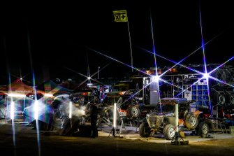 Le bivouac Xtreme Plus Polaris Factory Team
