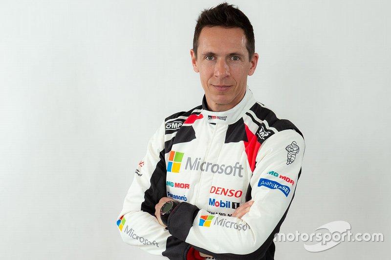 Julien Ingrassia, Toyota Racing