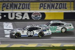 Chase Briscoe, Stewart-Haas Racing, Ford Mustang Ford Performance Racing School, Austin Cindric, Team Penske, Ford Mustang MoneyLion