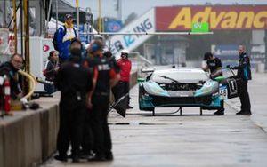#48 Paul Miller Racing Lamborghini Huracan GT3: Corey Lewis, Marco Seefried, Bryan Sellers