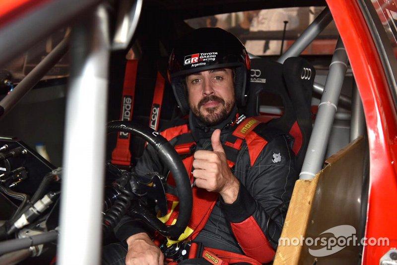 Alonso: Possível participação na Stock Car
