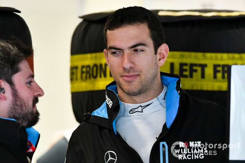 #6 Nicholas Latifi, Williams-Mercedes
