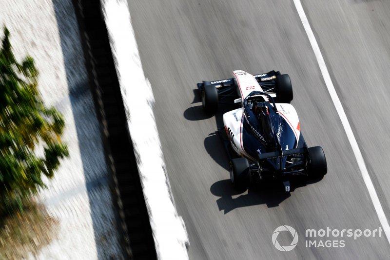 Callum Ilott, Sauber Junior Team by Charoux