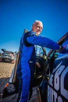 Эрик ван Лон, Overdrive Racing, Toyota Hilux Overdrive (№314)