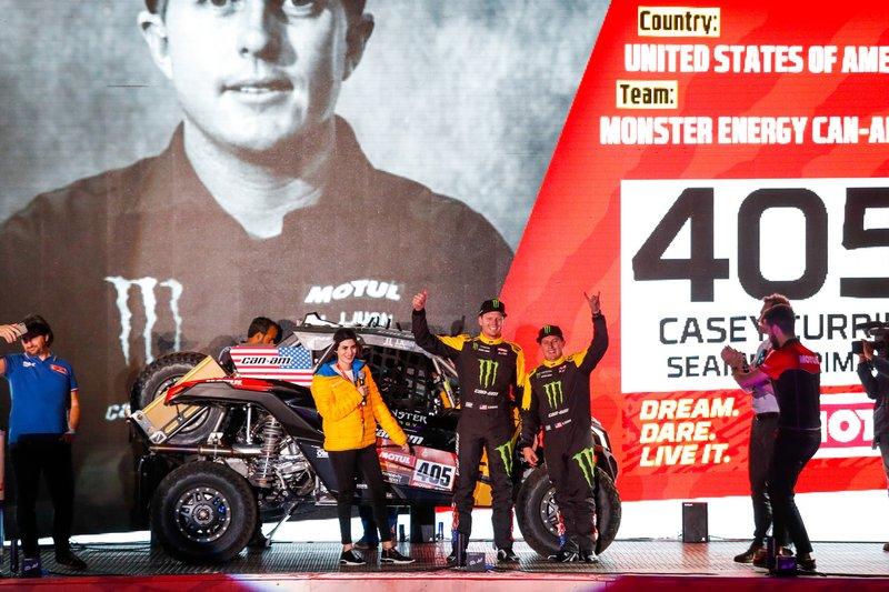 1º en la general: Casey Currie, Sean Berriman, 5.000€ + 1 trofeo + 3.000€ por ser 1º de los prototipos (T3P)