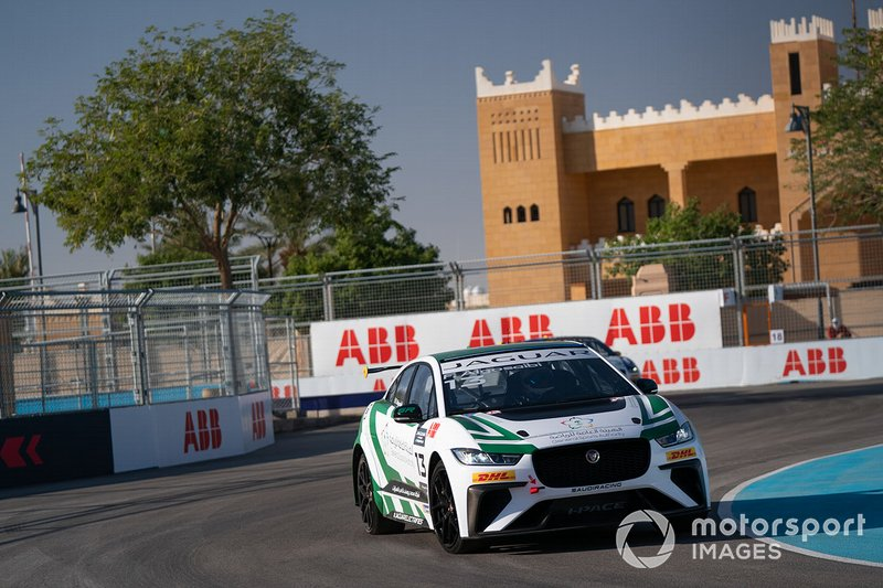 Fahad Algosaibi, Saudi Racing