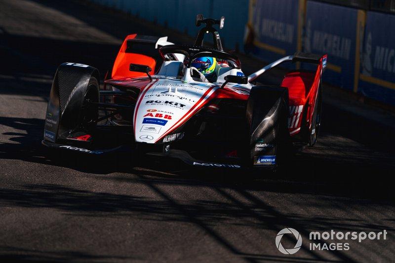 Massa é piloto da Venturi