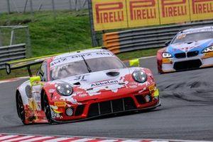 Dennis Olsen, Mathieu Jaminet, Nick Tandy, Porsche 911 GT3 R