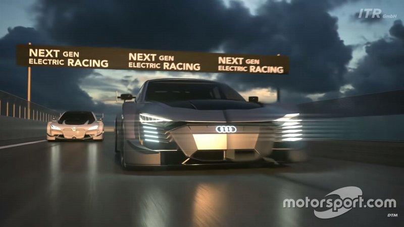Campeonato eléctrico del DTM