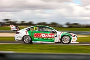 Маколи Джонс, Brad Jones Racing, Holden ZB Commodore