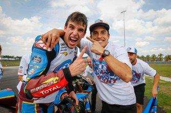 Marc Márquez y Alex Márquez, Marc VDS Racing