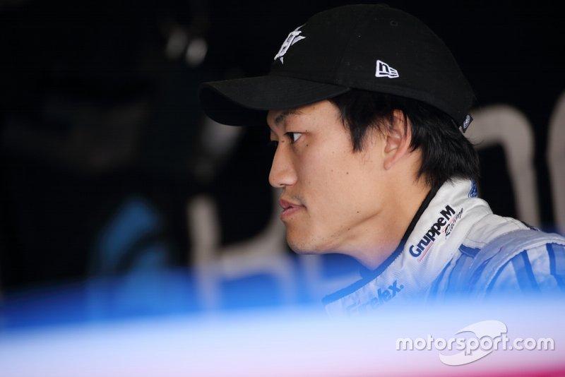 Юдзи Кунимото, carrozzeria Team KCMG
