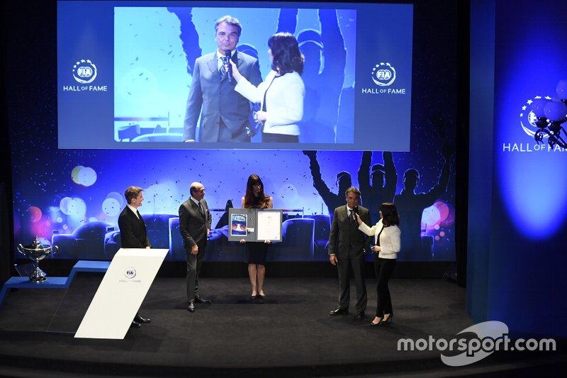 Raul Boesel é induzido ao Hall da Fama da FIA
