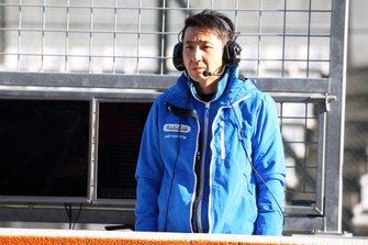 松田次生 Tsugio Matsuda(carrozzeria Team KCMG)